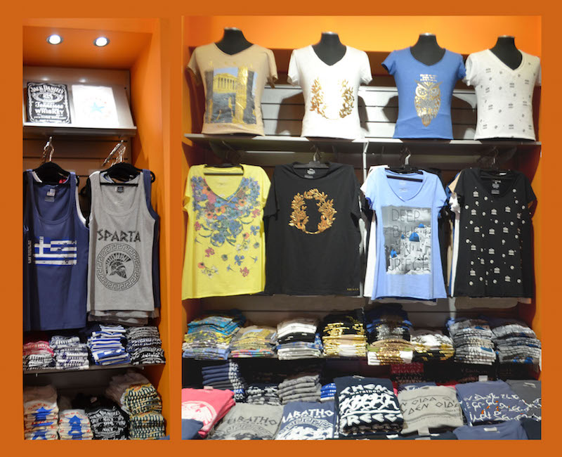 Dolkas Shop In Shirt T George AthensGreece rxChtsQdB