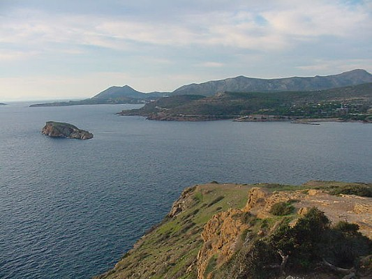 how to get to cape sounion from athens