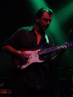 Yannis Spathas of Socrates live at House of Art