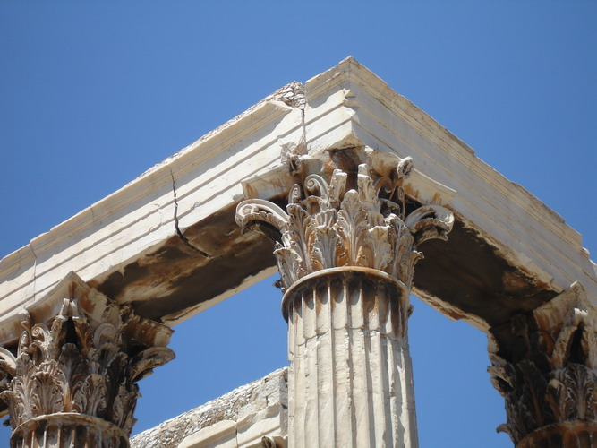 Photos-Temple of Olympian Zeus