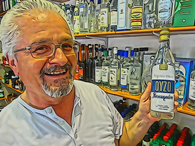 Plaka: Angelo the Ouzo King