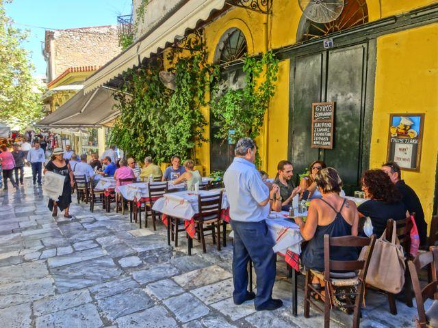 Athens greece guide the plaka