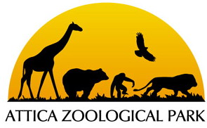 Image result for attica zoological park logo
